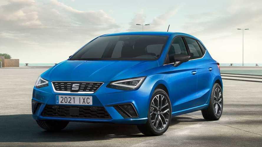 SEAT Ibiza 2021: con nueva imagen y conducción semiautónoma