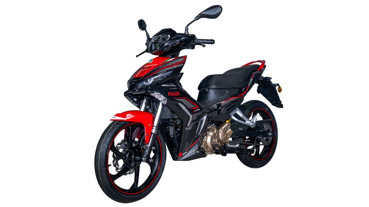 The Benelli R18i Is A Sporty Urban Commuter