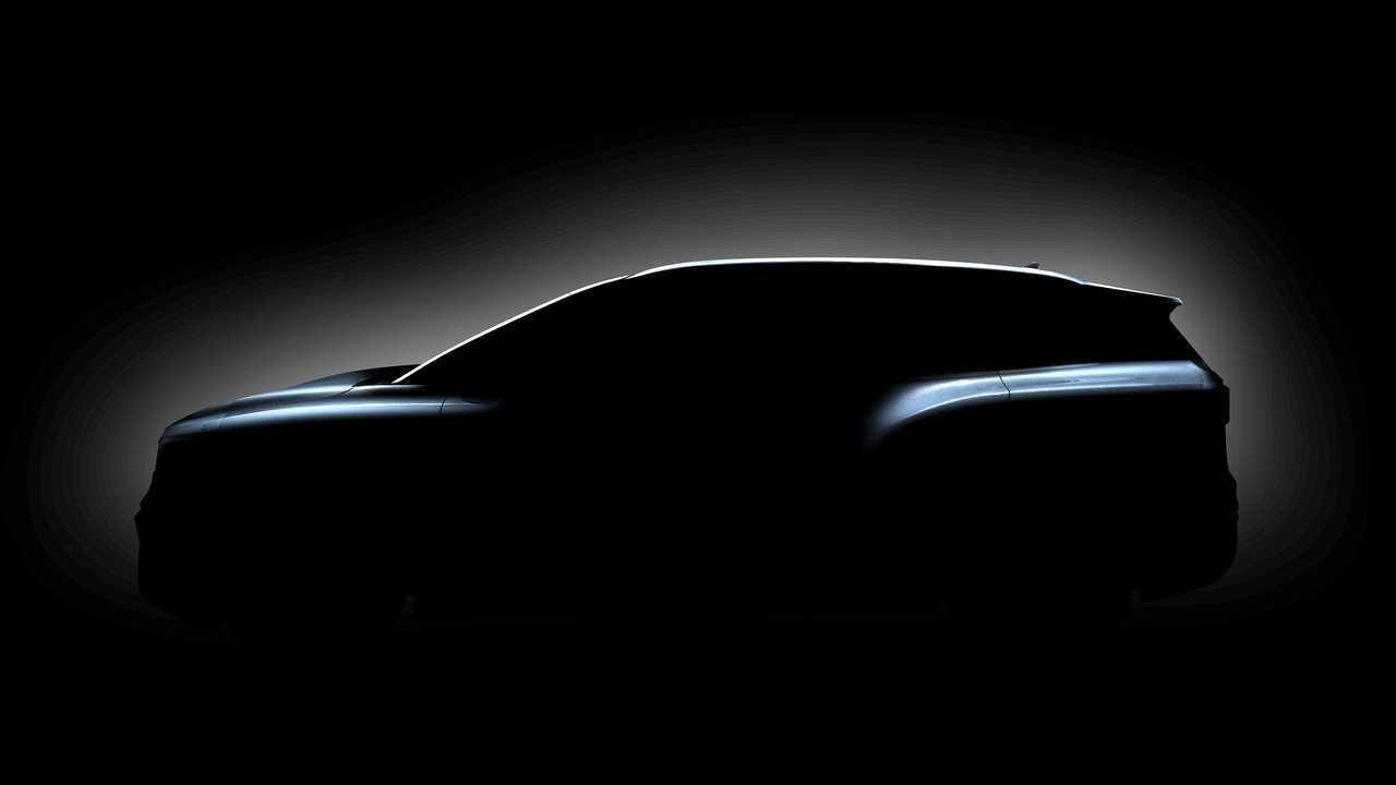 Трехрядный электрокроссовер Volkswagen ID.6 дебютирует в Шанхае