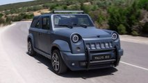 Wallys Iris: SUV aus Tunesien für weniger als 11.000 Euro