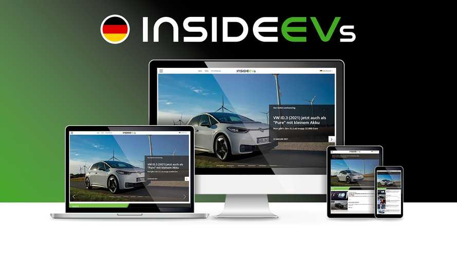Motorsport Network lança nova edição InsideEVs Alemanha