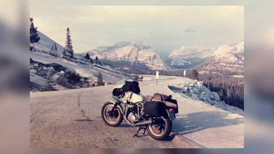 Keith Hale's 1974 Ducati 750 SS