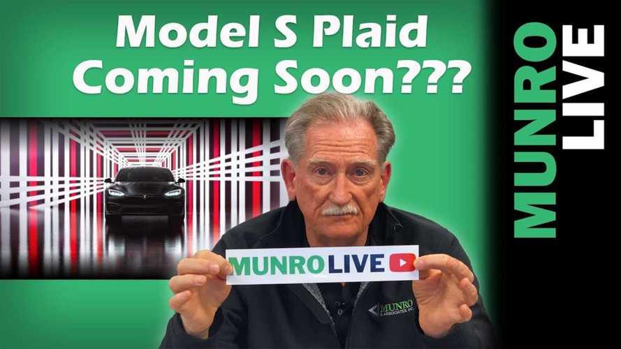 Munro Live To Crowdfund Teardown Of Tesla Model S Plaid