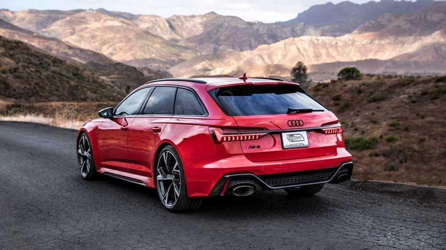 2021 Audi RS6 Avant shot by Auditography   Motor1.com Photos
