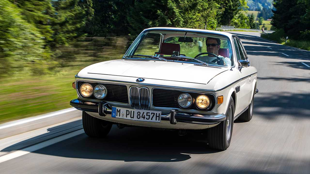 BMW 3.0 CSi (E9) im Fahrbericht