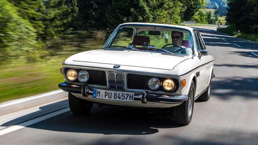 Zeitreise: Unterwegs im BMW 3.0 CSi (E9)