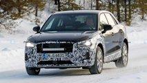 Audi Q2 Facelift: Erste Erlkönigbilder