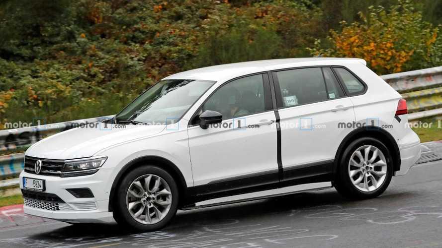 Skoda'nın EV prototipi VW Tiguan taklidi yapıyor
