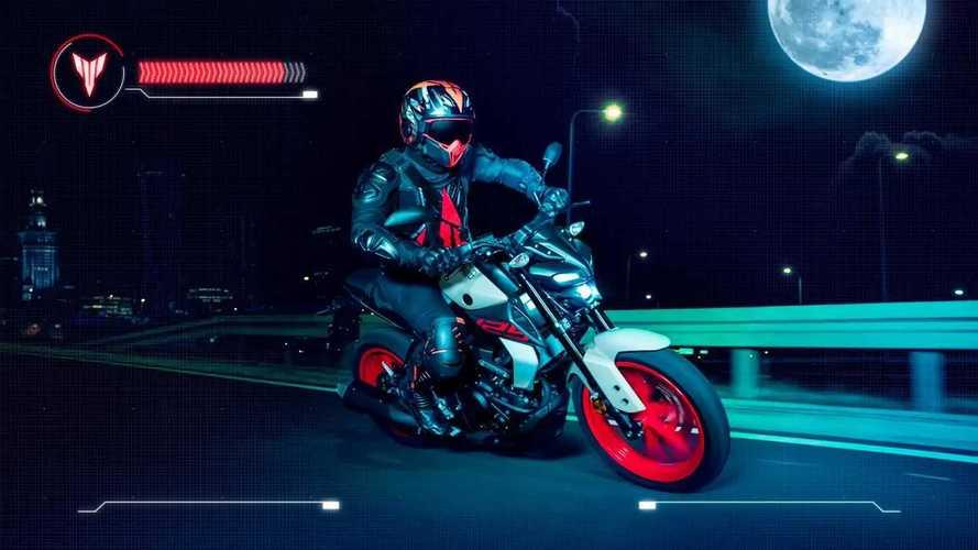 2020 Yamaha MT-125