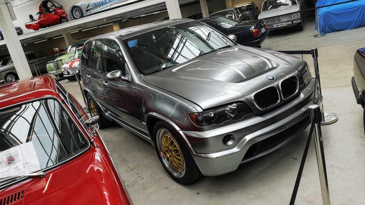 BMW X5 Le Mans (2000)