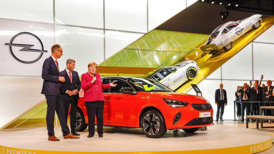 Auto elettriche, al via gli incentivi in Germania