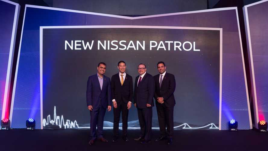 Makyajlı 2020 Nissan Patrol