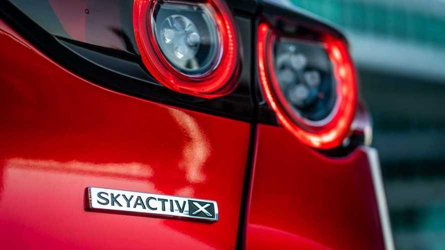 Franc succès pour le nouveau moteur Skyactiv-X de Mazda
