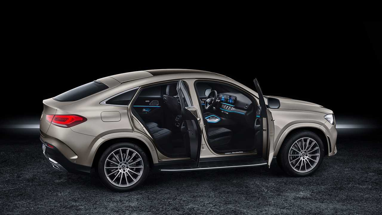 New Mercedes Benz Gle Coupe Comes In At 72 530
