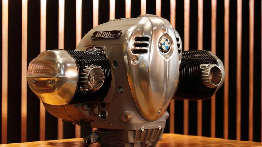 BMW R18: tutti i numeri e i dettagli del Boxer da 1.800 cc