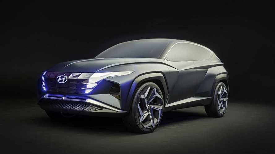 """Hyundai Vision T Concept é prévia do novo Tucson que """"fará você pirar"""""""
