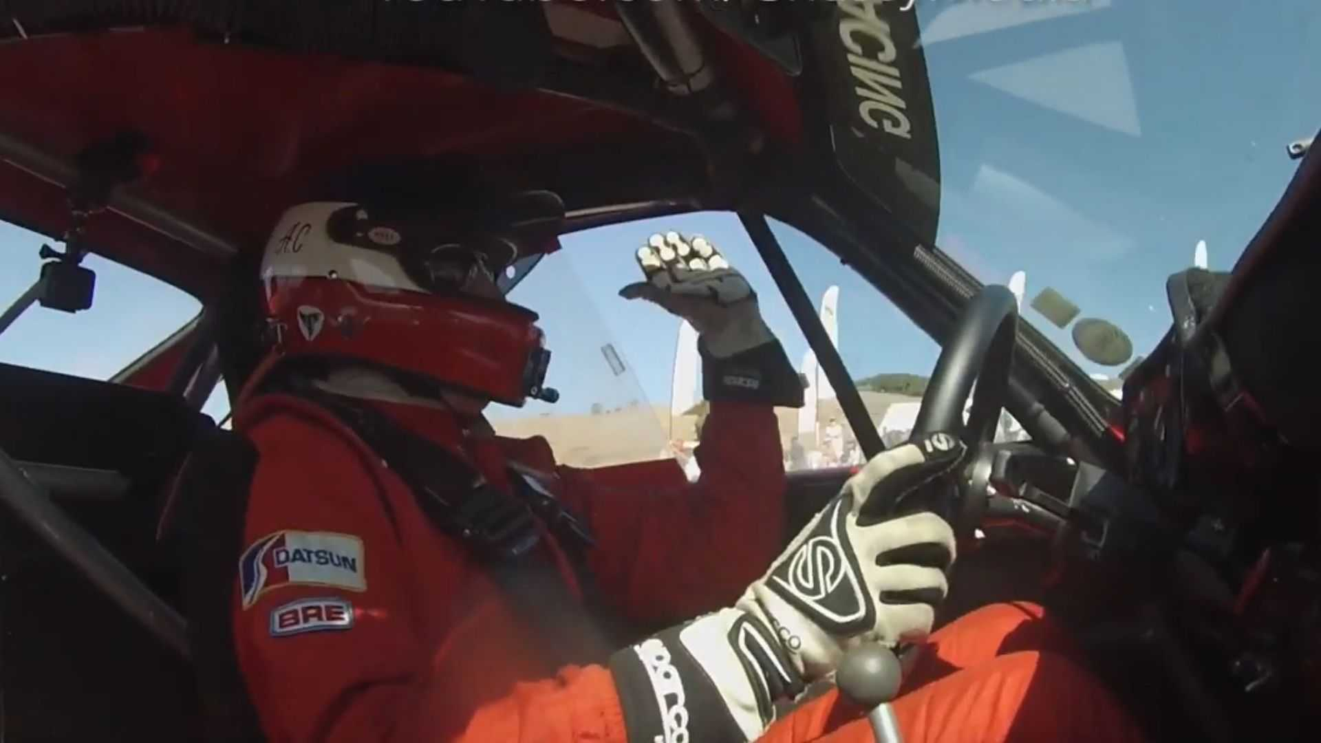 Adam Carolla Takes Paul Newman's Porsche 935 For A Spin