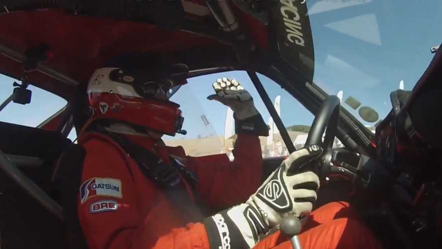 Adam Carolla Takes Paul Newman's Porsche 935 For A Spin