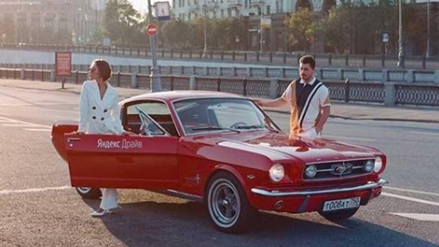 В каршеринге Москвы появились исторические автомобили