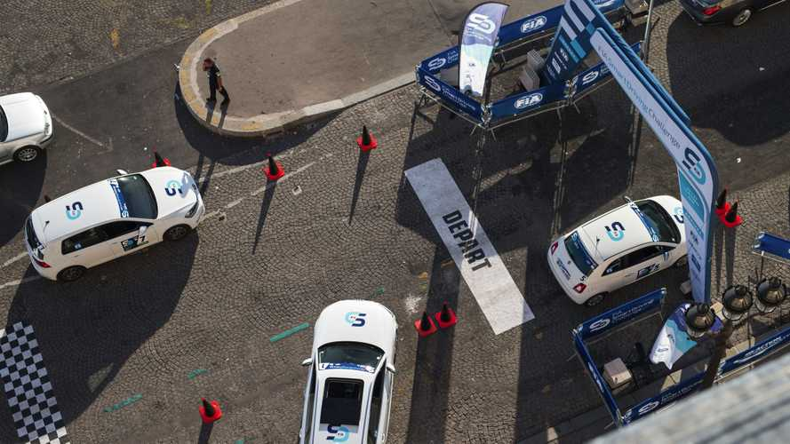 FIA Smart Driving Challenge: The Safest, Most Efficient Driver Wins