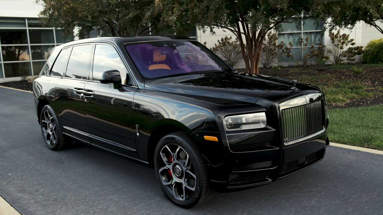 Rolls Royce Black Badge >> 2020 Rolls Royce Cullinan Black Badge First Drive Review