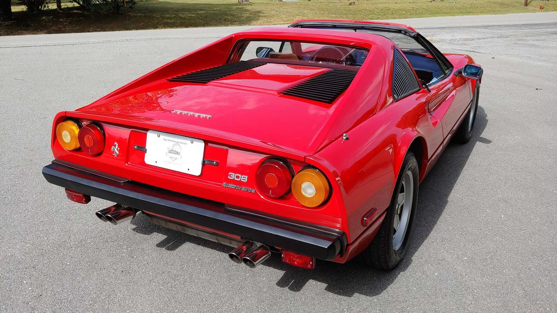 "[""Top 5 Reasons You Should Buy A Ferrari 308""]"