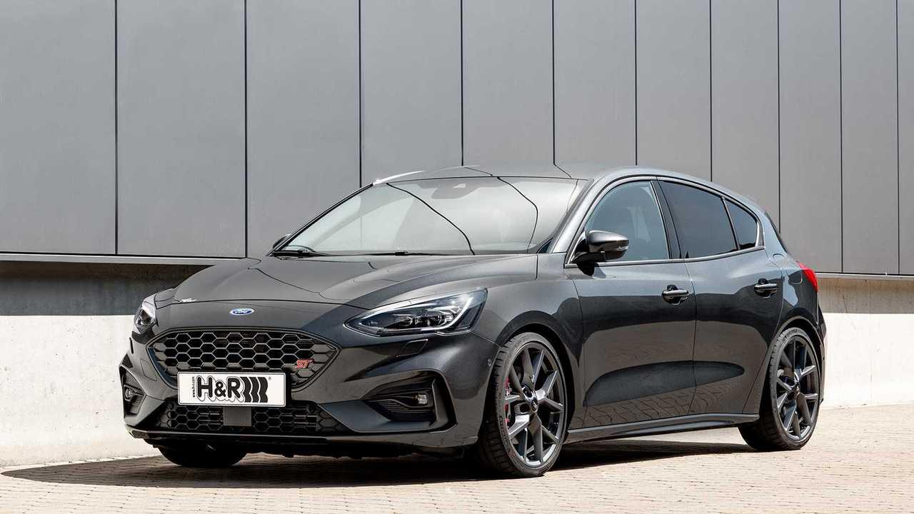 H&R-Sportfedern für Ford Focus ST