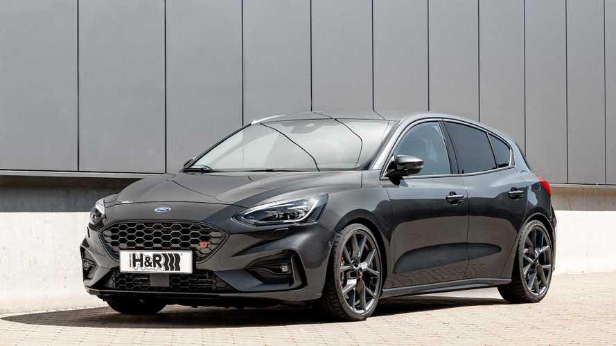 H&R-Sportfedern für den neuen Ford Focus ST