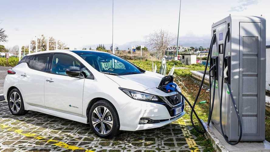 Colonnine auto elettriche, la situazione in Italia