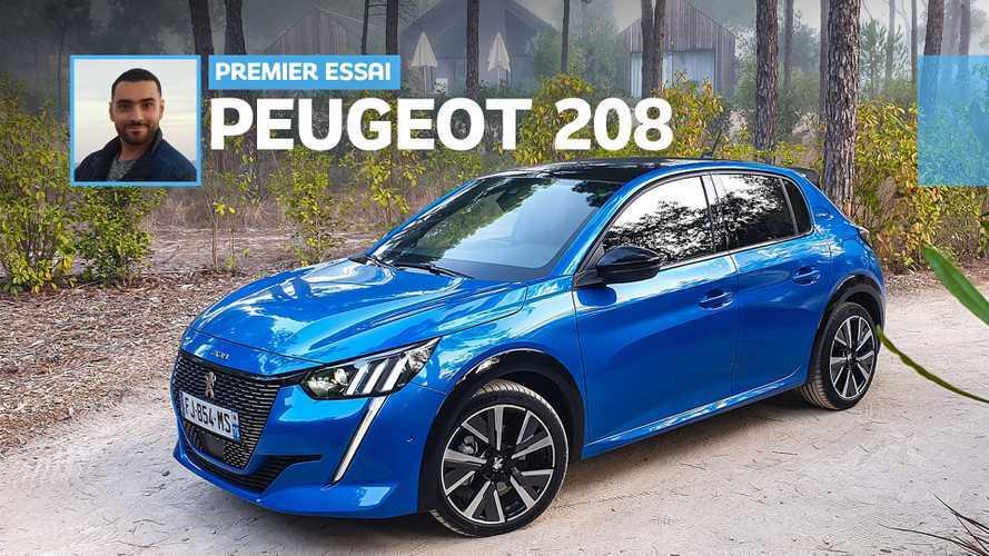Essai Peugeot 208 1.2 PureTech 130 ch (2019) - Elle montre ses crocs