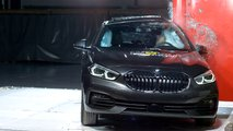 BMW Serie 1 Crash Test Euro NCAP 2019