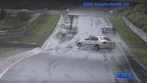 nurburgring accidente coste grua barreras