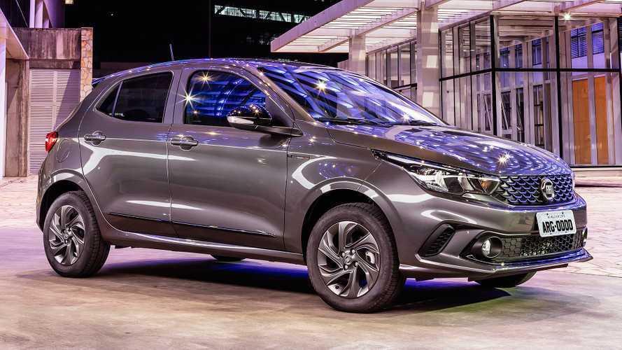 Fiat Argo S-Design, la