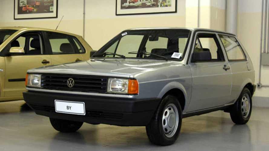 VW mostra o BY, projeto abortado de sub-Gol dos anos 1980