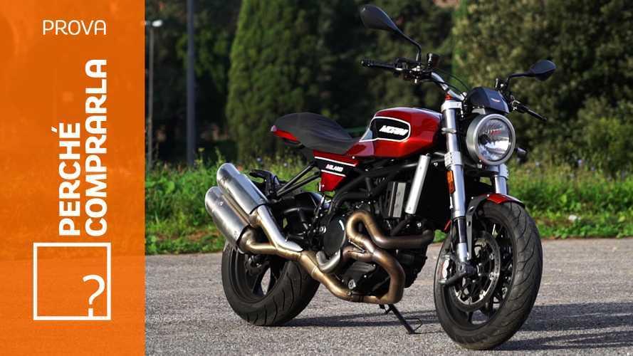 Moto Morini Milano, perché comprarla e perché no