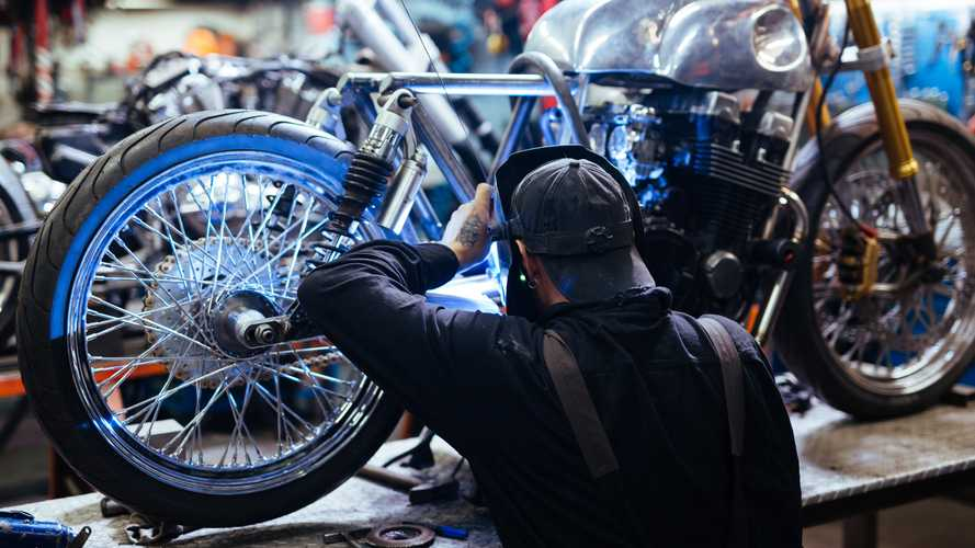 Motorcycle Frame Repair: Can You? Should You?