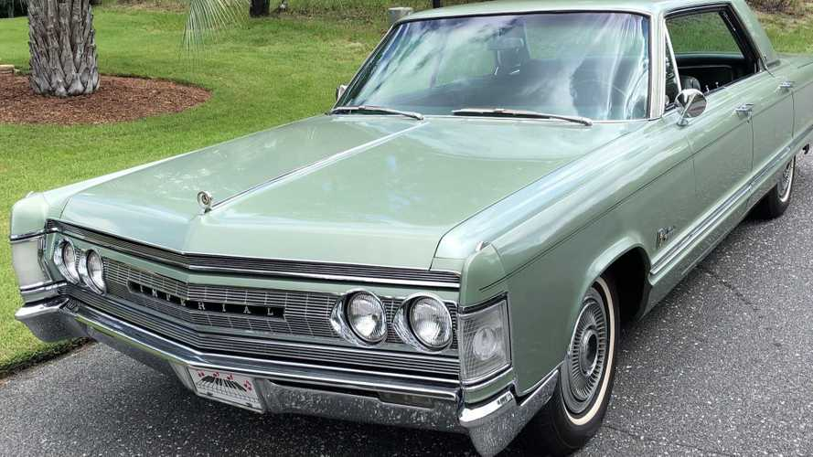 Own A Luxurious 1967 Chrysler Imperial Crown