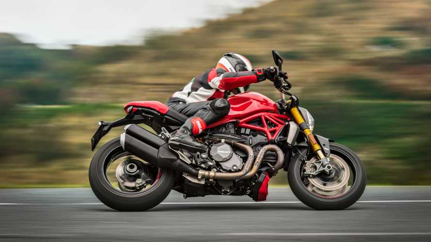 Recall: Some Ducati Monsters May Have Faulty Rear Brake Hoses