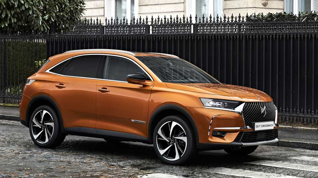 DS 7 Crossback (4,57 Meter)