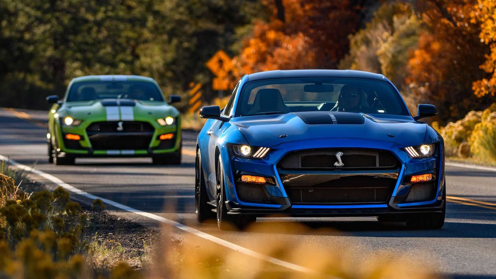 New Ford Mustang Coming 4, According To Company