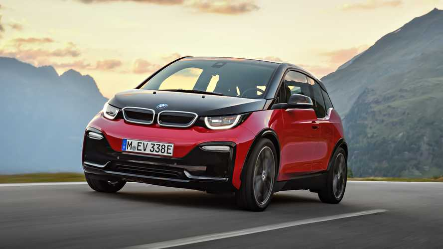 BMW Says i3 REX Is Done: Batteries Prevail Despite Minimal Range