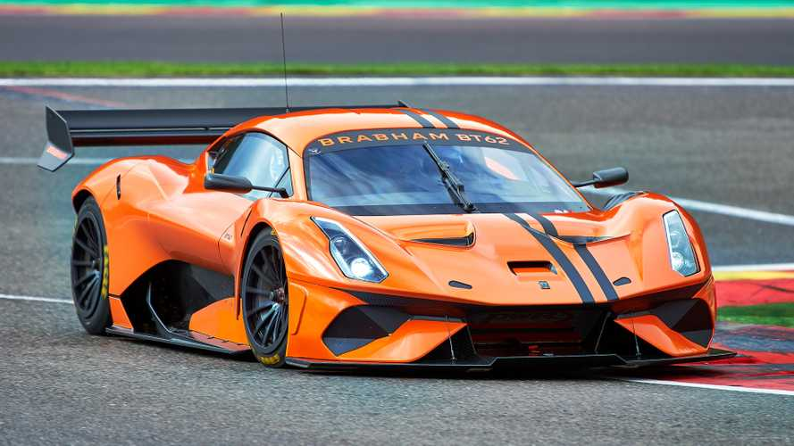 Brabham adds race version of its BT62