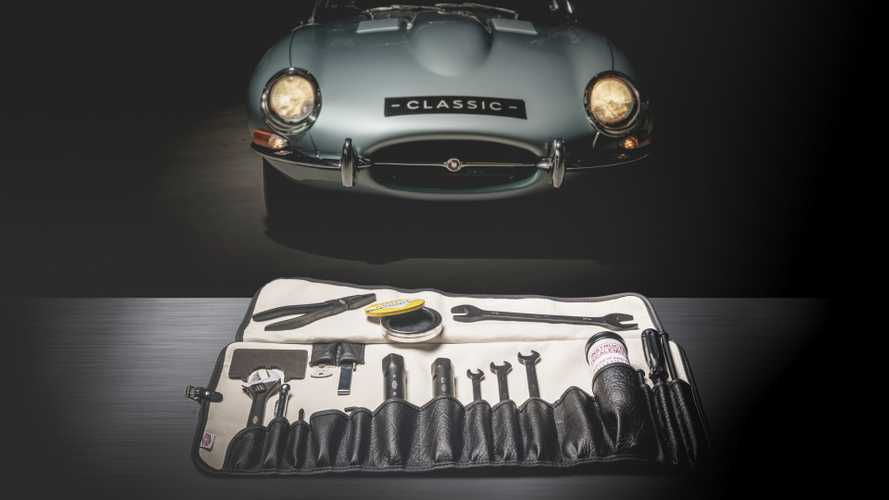 Complete Your Vintage Jaguar E-Type With A Factory Reproduced Tool Kit