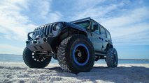 Custom 2018 Jeep Wrangler Unlimited Hero Edition by Bruiser Conversions