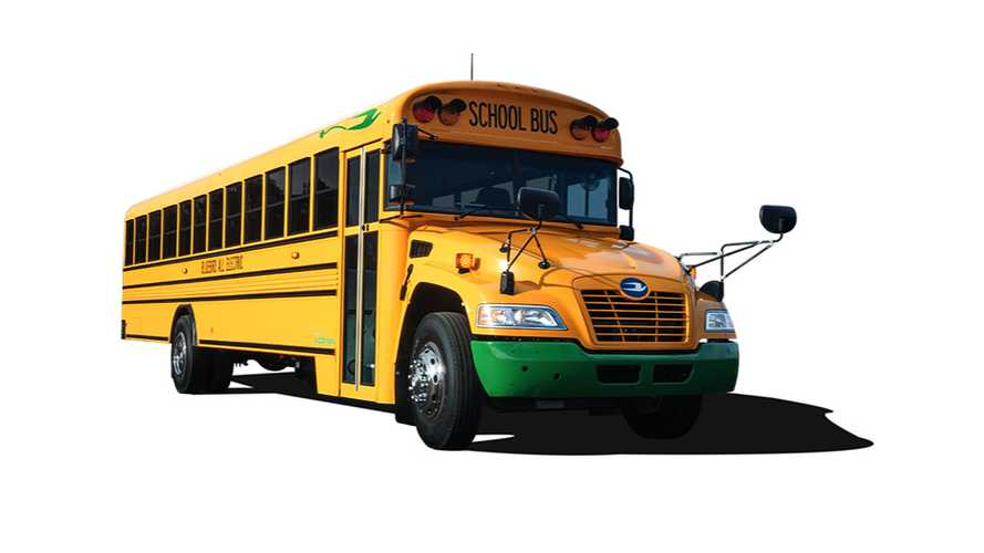 Blue Bird Celebrates Sale Of 500 Electric School Buses