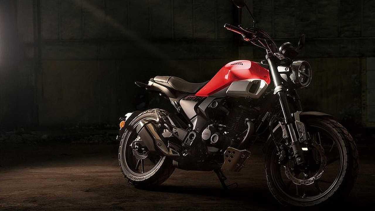2020 Honda CBF190TR