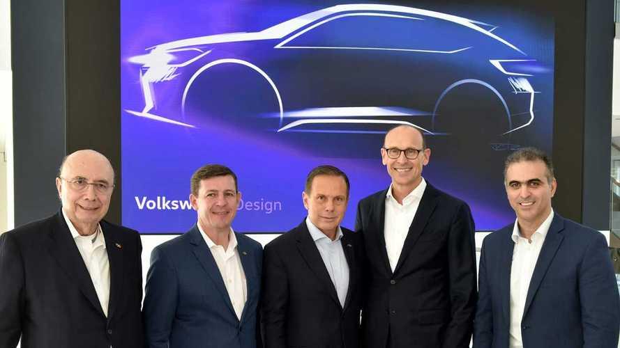 Volkswagen T-Sport: teaser