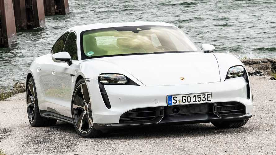 Porsche Taycan Sets New MotorTrend Quarter-Mile Record