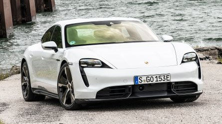 Porsche Taycan cover image