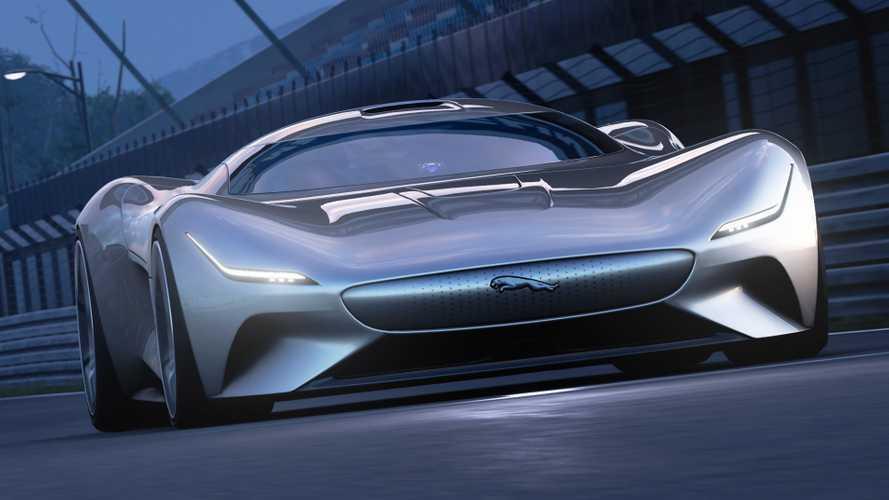 Jaguar Vision Gran Turismo Coupé: Virtueller Traumwagen